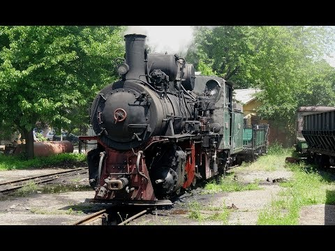 Part 4 - Standard & Narrow Gauge Steam at work on Bosnia and Herzegovina coal railways