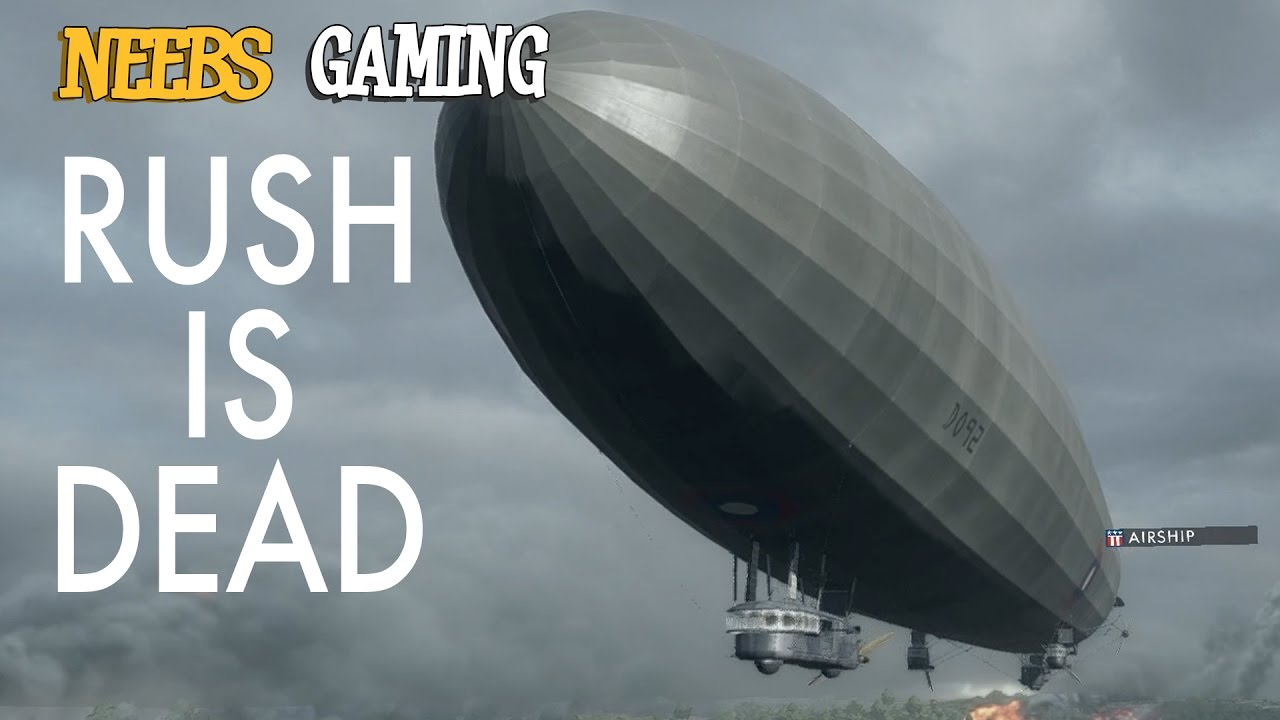RUSH IS DEAD – BF1 New Game Mode