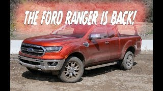 Ford Ranger FX4 – Ready to take away some Tacoma marketshare?