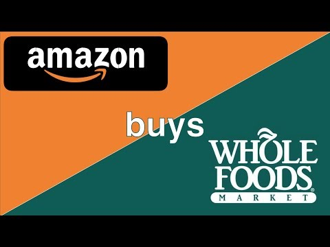AMAZON BUYS WHOLE FOODS - What does this mean for farmers & consumers?