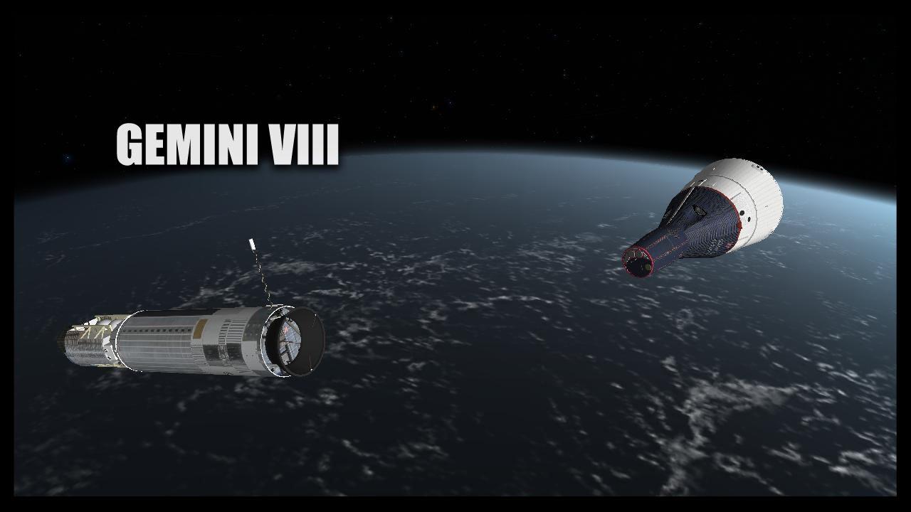 8e0125b65c Gemini VIII - Orbiter Space Flight Simulator - YouTube