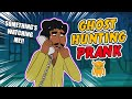 Crazy Ghost Hunting Prank - Ownage Pranks video
