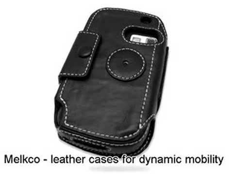 Melkco Tasche Leder Etui cuir ~HTC P4350/HTC Herald/Dopod C800/Dopod C858 - Special Edition