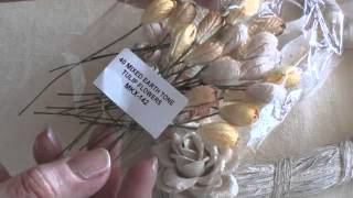 Wild Orchid Crafts - Shabby Rustic Hearts