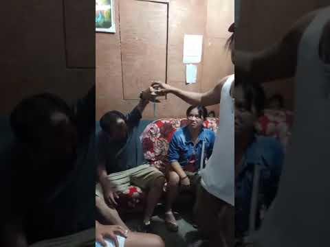 Sept 14 2019 pinakatigas na mangbabarang vs Arturo Jesus man solon