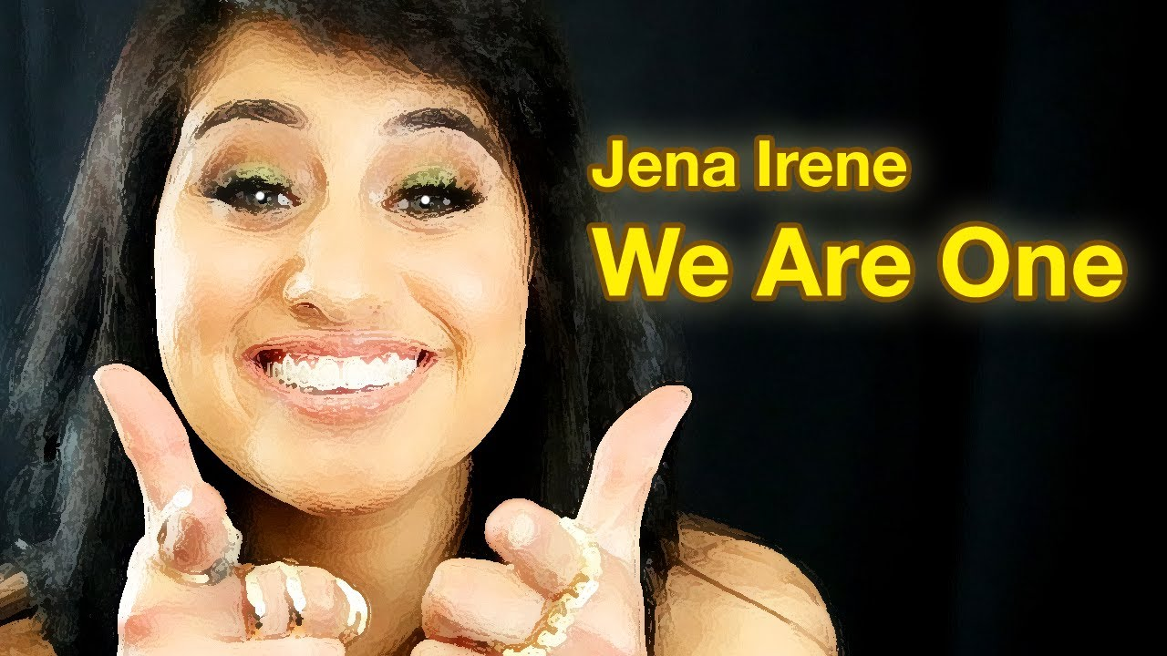jena irene single we are one