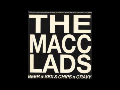 The Macc Lads - Dead Cat (Lyrics In Description)