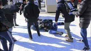 СтопХам Хабаровск #10- Распустил руки