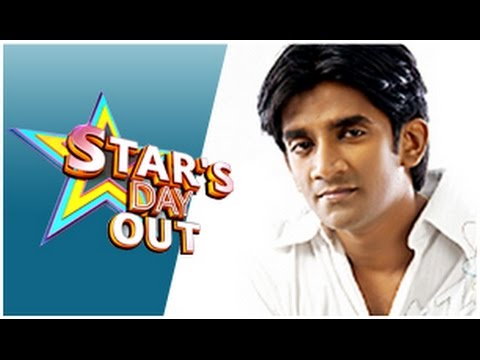 Music Composer Dharan Kumar in Star's Day Out (22/11/2014)