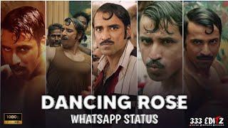 DANCING ROSE | MASHUP STATUS | Sarpatta parambarai WhatsApp status Tamil