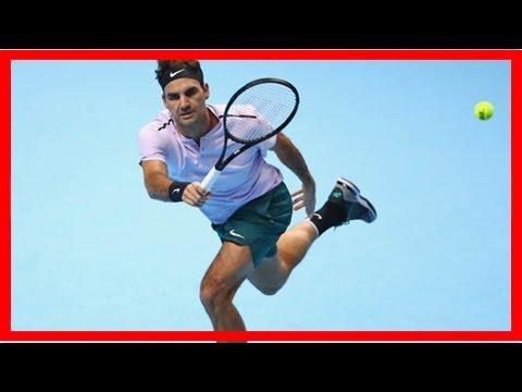 Roger federer vs marin cilic recap: atp world tour finals highlights as federer wins