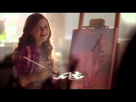 An American Girl: Saige Paints The Sky : Believe In Me -- Own It On Blu-ray & DVD