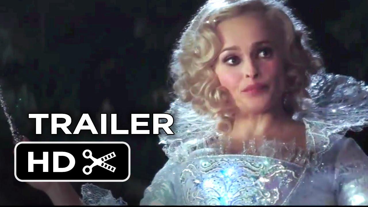 Cinderella Trailer 1 2015 Helena Bonham Carter Live Action