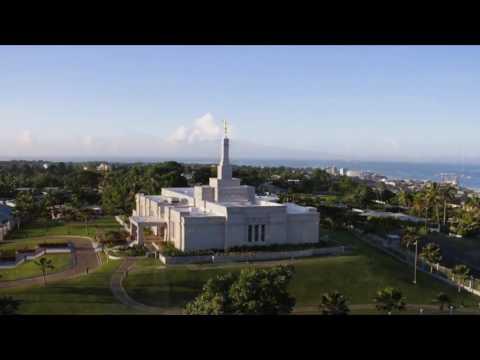 Fiji Suva Temple 2016