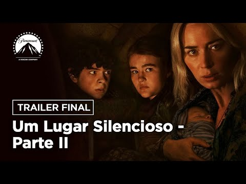 Um Lugar Silencioso - Parte II   Trailer Final   LEG   Paramount Pictures Brasil