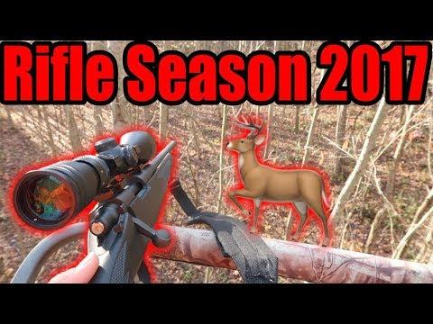 Deer Hunting Rifle Season 2017