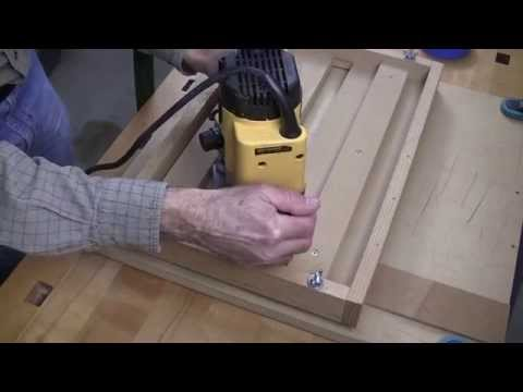 Router Jig for Cutting Dadoes in Small Parts