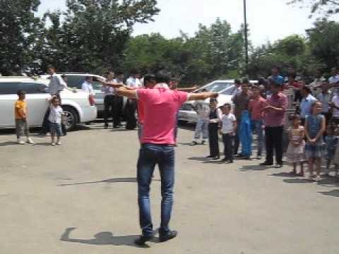 Видео, уйгурский танец