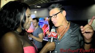 "Steven Bauer ""Last I Heard"" at Opening Night 9th Annual HollyShorts Film Festival #HSFF ..."