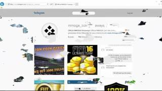 MMOGA FIFA 16 COIN GIVEAWAY CHANNEL!!!