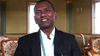 World Organic Forum: Interview Dr Anbalagan, Sikkim