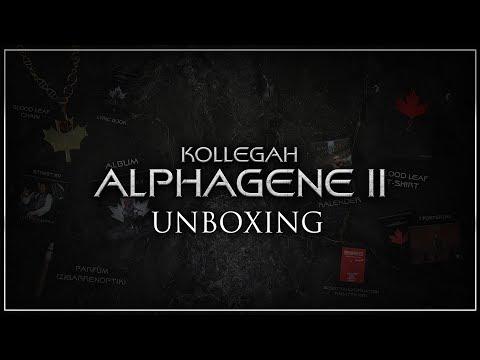 """ALPHAGENE 2 UNBOXING!!!"""