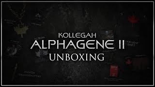 """ALPHAGENE 2 UNBOXING!!!"""