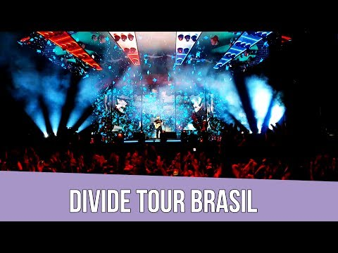 📆 DIVIDE TOUR BRASIL - ED SHEERAN - CURITIBA