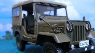 1/35 73式小型トラック(キャンバストップ) FineMolds