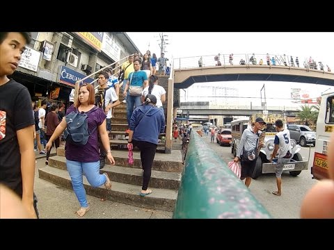 LIFE IN THE PHILIPPINES - STREETS OF MANILA EP. 04