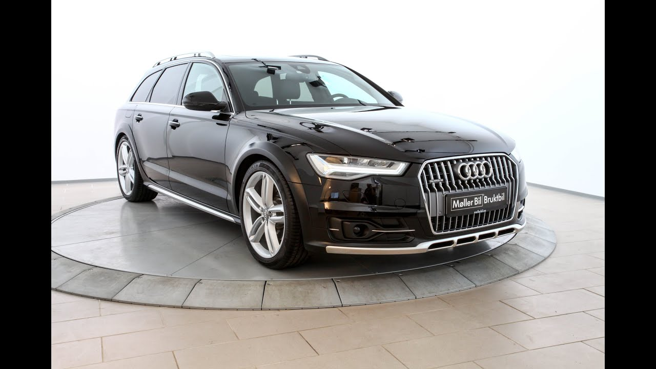audi a6 allroad quattro 3 0 tdi v6 211hk s tronic 2016. Black Bedroom Furniture Sets. Home Design Ideas