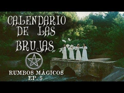 el-calendario-de-las-brujas-||-rueda-del-aÑo-pagano-||-rumbos-mágicos-ep.-5-||-witchysoffie