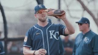 2017 Wilson Glove Day - Kansas City Royals