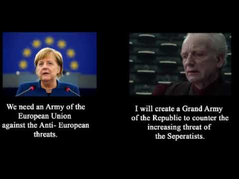 Die Chemnitz Lüge - Chinas Blick auf die EU - Die EU Armee