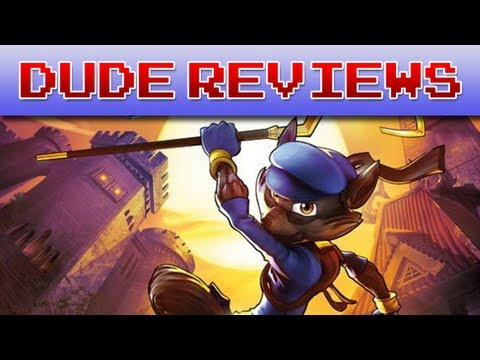 Sly Cooper: Thieves in Time - Dude Reviews