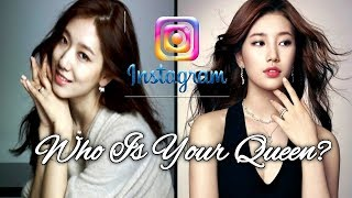 TOP 5 MOST FOLLOWED KOREAN ACTRESSES ON INSTAGRAM