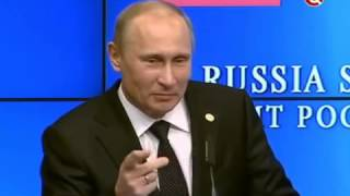 Путин поставил Баррозу на место