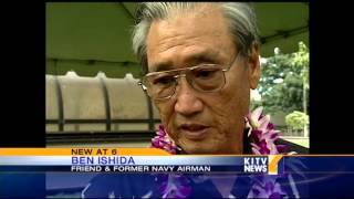 Hawaii Navy airmen receives post-mortem recognition