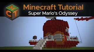 How To Build Super Mario S Odyssey Youtube