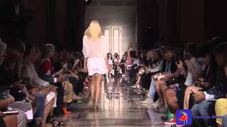 Andrea Incontri - Milan Spring Summer 2015 Full Fashion Runway Show