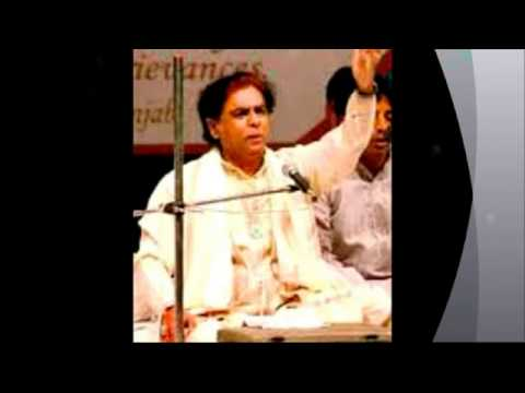 Aslam Sabri   Jaan e Ghazal   1 of 3  avi   YouTube