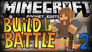 BUILD BATTLE - Minigame!