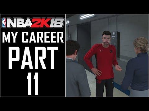 NBA 2K18 - My Career - Let