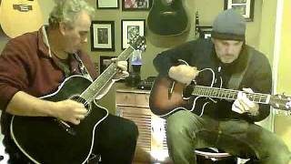 Mean Woman Blues  Roy Orbison Cover by the Miller Brothers