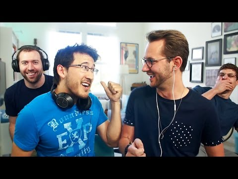 The Whisper Challenge With Matthias, Wade, And Tyler