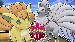 Vulpix, Vulnona/Ninetales Shiny Hunt ! - Pokemon Sword and Shield