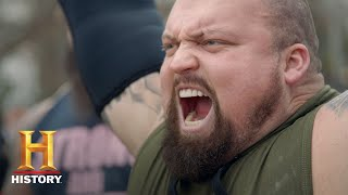 Paul Anderson's 402 Pound Overhead Press: The Strongest Man in History (Season 1) | History