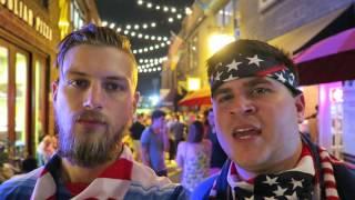 USA VS ARGENTINA || BEĄTEN BY THE BEST || COURTYARD HOOLIGANS