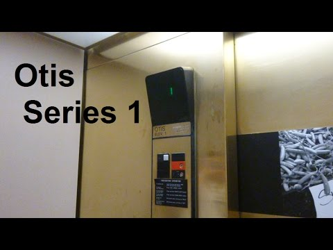 Otis Series 1 Hydraulic Elevators At Comfort Suites In