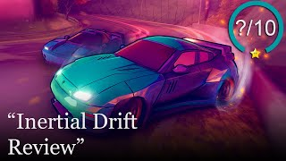 Inertial Drift Review [PS4, Switch, Xbox One, & PC] (Video Game Video Review)